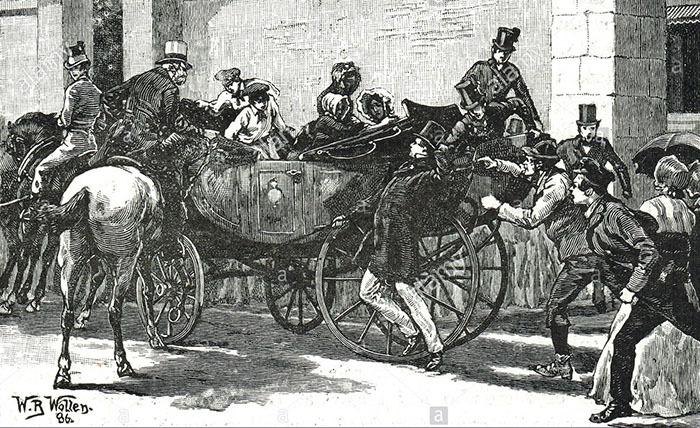 7 покушений на королеву Викторию Королева Виктория, История, Покушение, Сумасшедшие, Длиннопост, Королева Елизавета