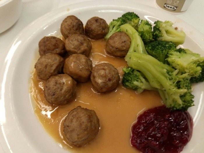 """Овощи"" по шведски. IKEA. ИКЕА, Брокколи, Казань"