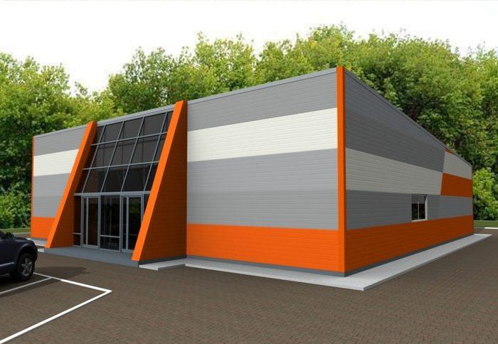 Вопрос по строительству быстровозводимых зданий Каркасное строительство, Строительство