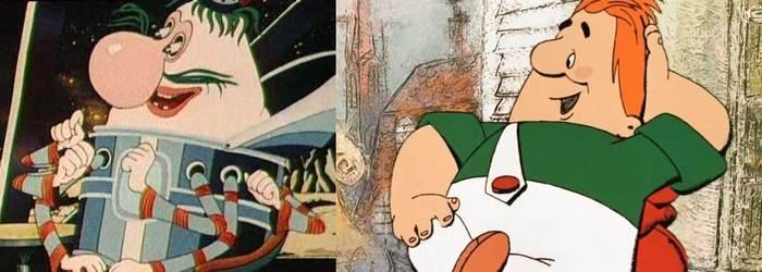 Карлсон третьей планеты Вселенная Союзмультфильм, Карлсон, Громозека, Алиса, Зеленый, длиннопост