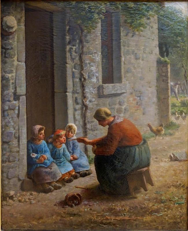 Старинные советы как растить детей уход за детьми, средневековье, adme, длиннопост