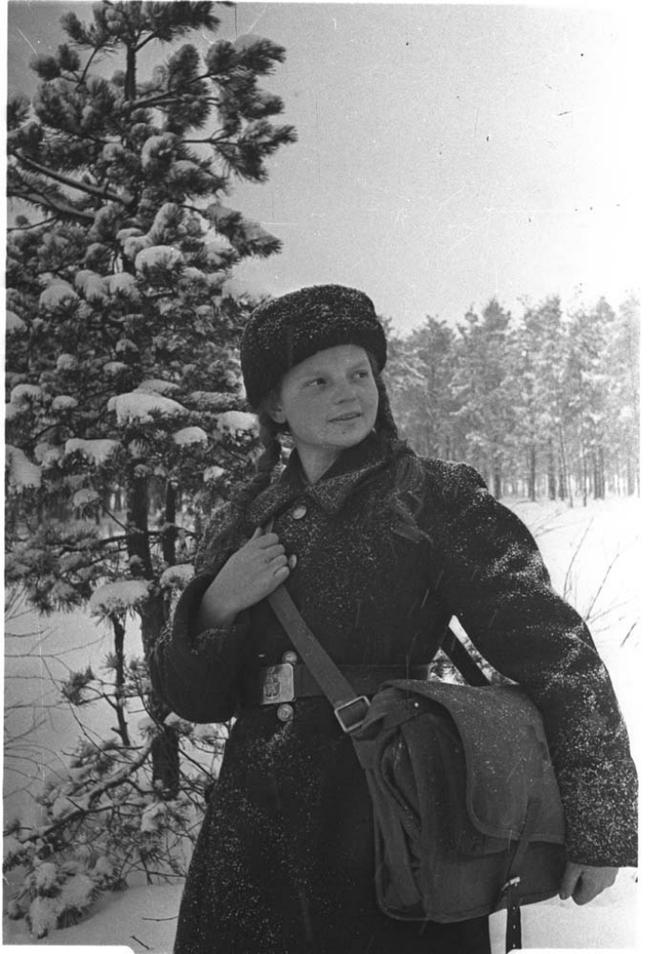 Моя колоризация колоризация, Великая Отечественная война, женщины на войне, война, длиннопост