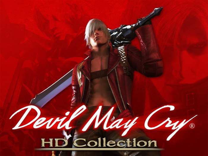 Devil May Cry HD collection выйдет на PS4, Xbox One и PC в 2018 Devil may cry, HD, ПК, XOne, Playstation 4