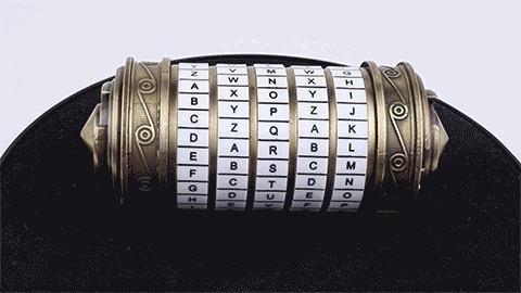 Криптекс Криптекс, Код да винчи, Шифр, Сувениры, Гифка, Видео