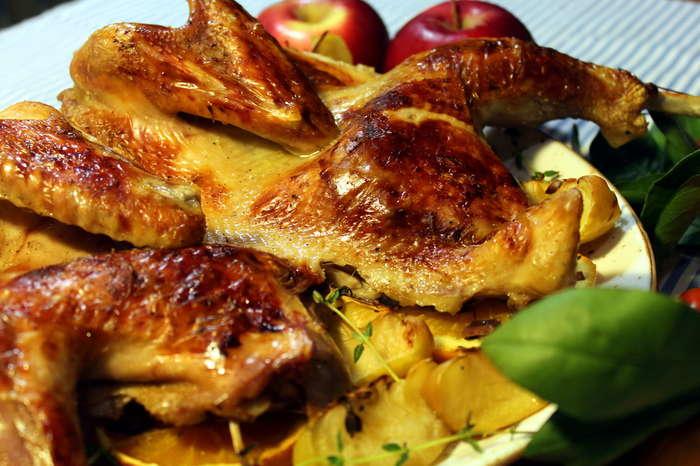 Пряная утка с яблоками и апельсинами на Новый Год Рецепт, Видео рецепт, Утка, Утка в духовке, Новогодний стол, Кулинария, Утка с яблоками, Утка с апельсинами, Видео, Длиннопост