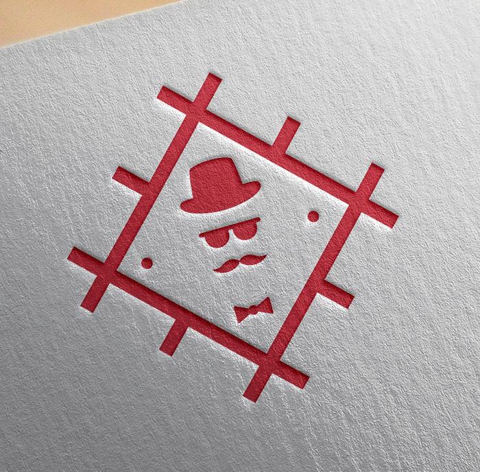 "Мой логотип для бургерной ""Джон Федор"" Дизайн, Логотип, Бургерная, Джон Федор, Студия Лебедева, Длиннопост"