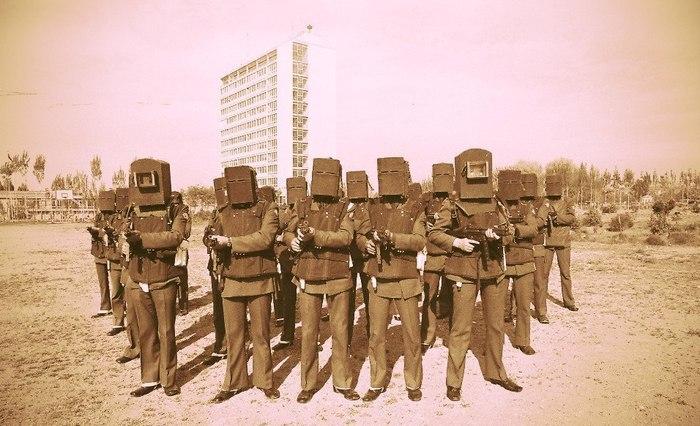 Турецкая полиция, 1983год.