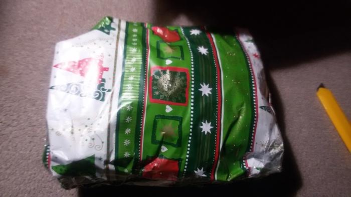 Мой новогодний подарок от Анонимного Дед Мороза из сурового Челябинска Анонимный Дед Мороз, Обмен подарками, Подарок, Длиннопост, Тайный Санта, Новый Год, Мейнстрим