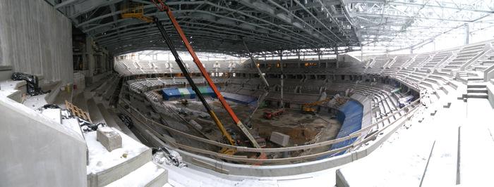 ВТБ Арена - Центральный стадион Динамо Стадион, Строительство, Стадион Динамо, Втб арена