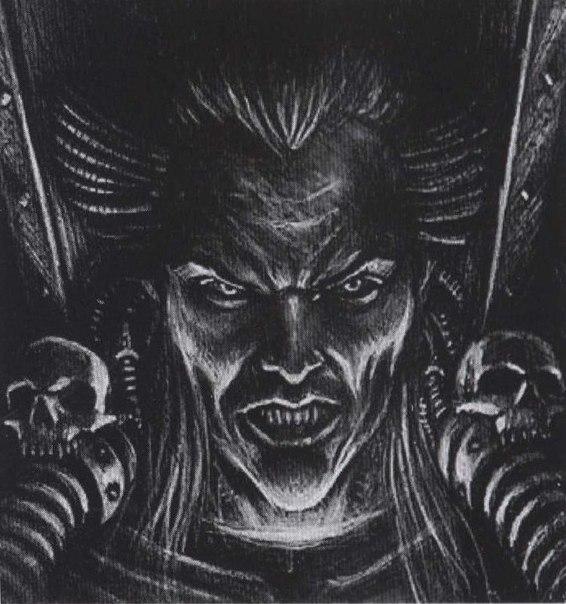 Мефистон, Повелитель Смерти Warhammer 40k, Blood Angels, wh back, длиннопост