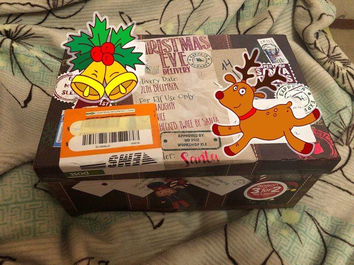 Подарок из Ирландии Обмен подарками, Тайный Санта, Длиннопост, Мейнстрим