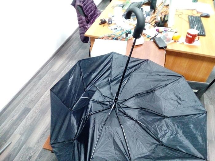 Кратко о декабрьской погоде в Питере Санкт-Петербург, Погода, Дождь, Ветер, Зонт