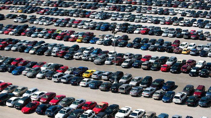 Парковка в США США, Жизнь в США, Парковка, Платная парковка, Длиннопост