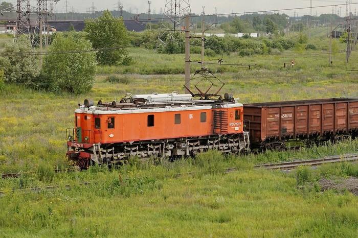 Ветеран железной дороги