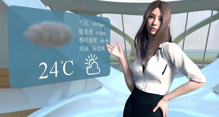 Baidu отключила «подругу-помощника» для VR-гарнитуры из-за обвинений в сексуализации женщин Baidu, Виртуальный мир, Виртуальный помощник, Девушки, Скандал, Феминизм