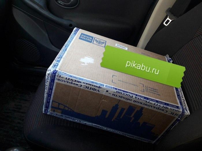 Подарок от анонимной Снегурочки Обмен подарками, Новый Год, Пикабу, Екатеринбург, Оренбург, Длиннопост