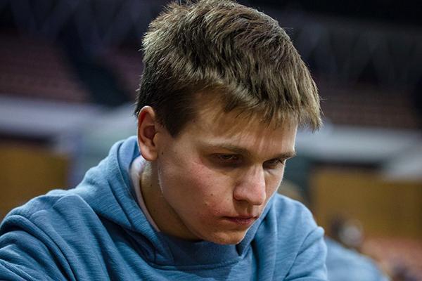 Максим Вавулин - чемпион Европы по рапиду! Шахматы, Новости, Спорт, Соревнования, Знай наших