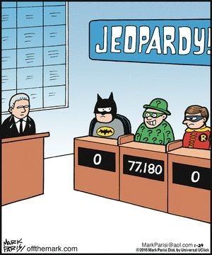 Загадочник. Комикс #35