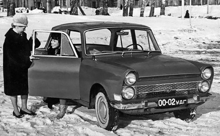 """Две """"Зимы"""". Прототипы ИЖ авто, ретроавтомобиль, СССР, техника, автопром, длиннопост"""
