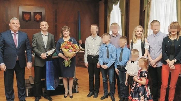Чиновники сообщили, что термос для многодетной матери был ошибкой, и вручили еще более унизительный подарок Щукиных, Сосногорска, подарок, длиннопост