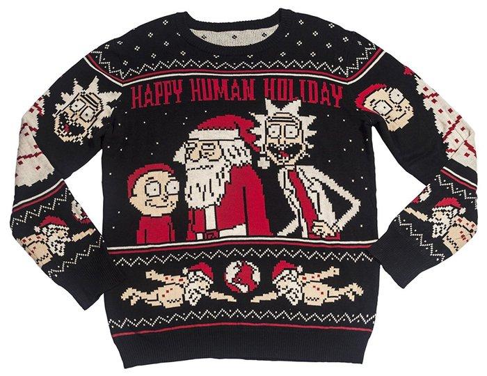 Эстетикауродливых рождественских свитеров Свитер, Новый Год, Картинки, Длиннопост, Disgustingmen