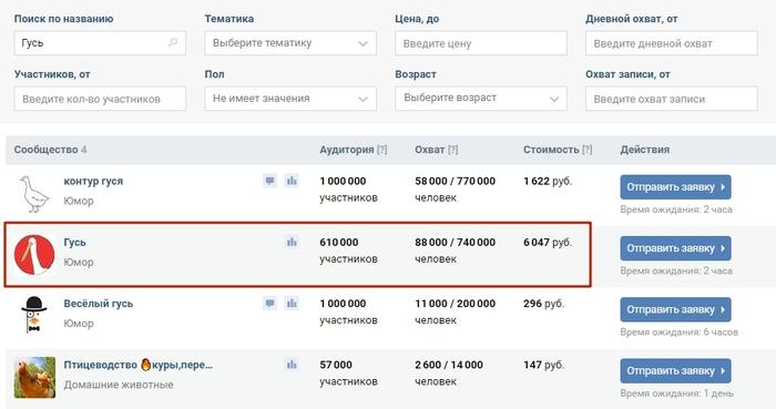Стасик, Гусь и заработок на рекламе в ВК ВКонтакте, Гусь, Стасикневоруй, Длиннопост
