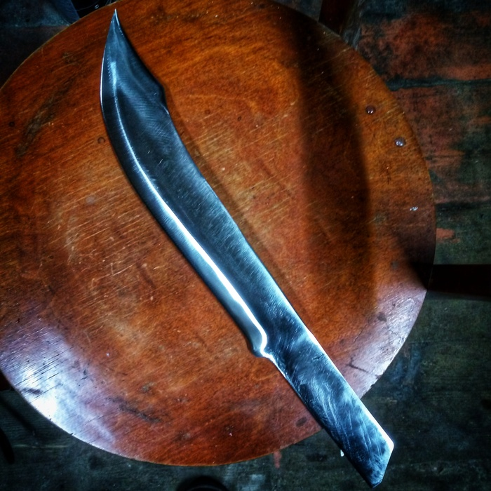 Аналог охотничьего ножа Арагорна властелин колец, арагорн, рукоделие с процессом, нож, своими руками, длиннопост