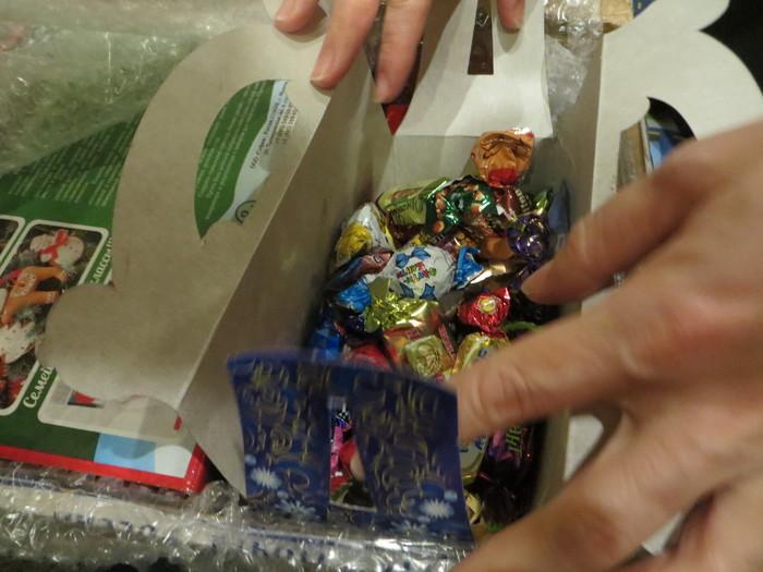 Вот и мне пришел подарок: Химки - Челябинск Обмен подарками, Дед Мороз, Подарок, Тайный Санта, Длиннопост