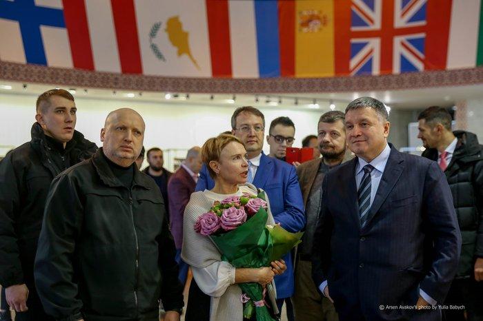 Каждый о своём... Украина, Политика, Аваков, Турчинов, Геращенко, Мосейчук, Twetter, Что происходит?