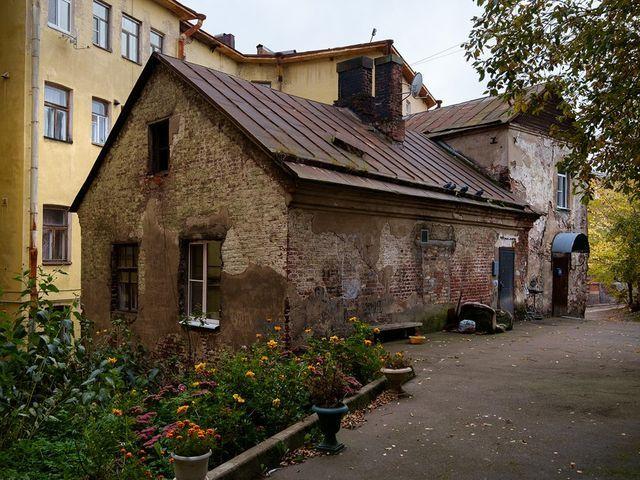 Самый старый жилой дом в России Старый дом, Выборг, Длиннопост