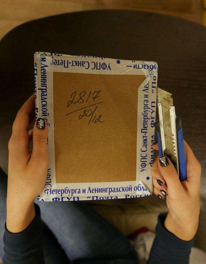 Питерский подарок не из Питера Обмен подарками, Змея, Маисовый полоз, Тайный Санта, Анонимный обмен подарками, Длиннопост