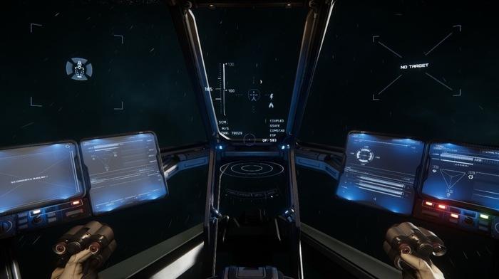 Скриншоты альфа тестирования Star Citizen в 4К Star Citizen, Kickstarter, Cloud Imperium Games, 4к, Скриншот, Где игра?, Космосимы, Новости, Длиннопост