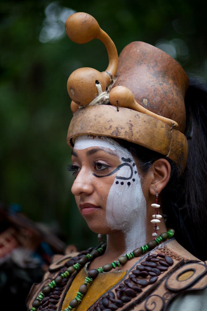 Женщина из народа майя Майя, Индейцы, Девушки, Аборигены