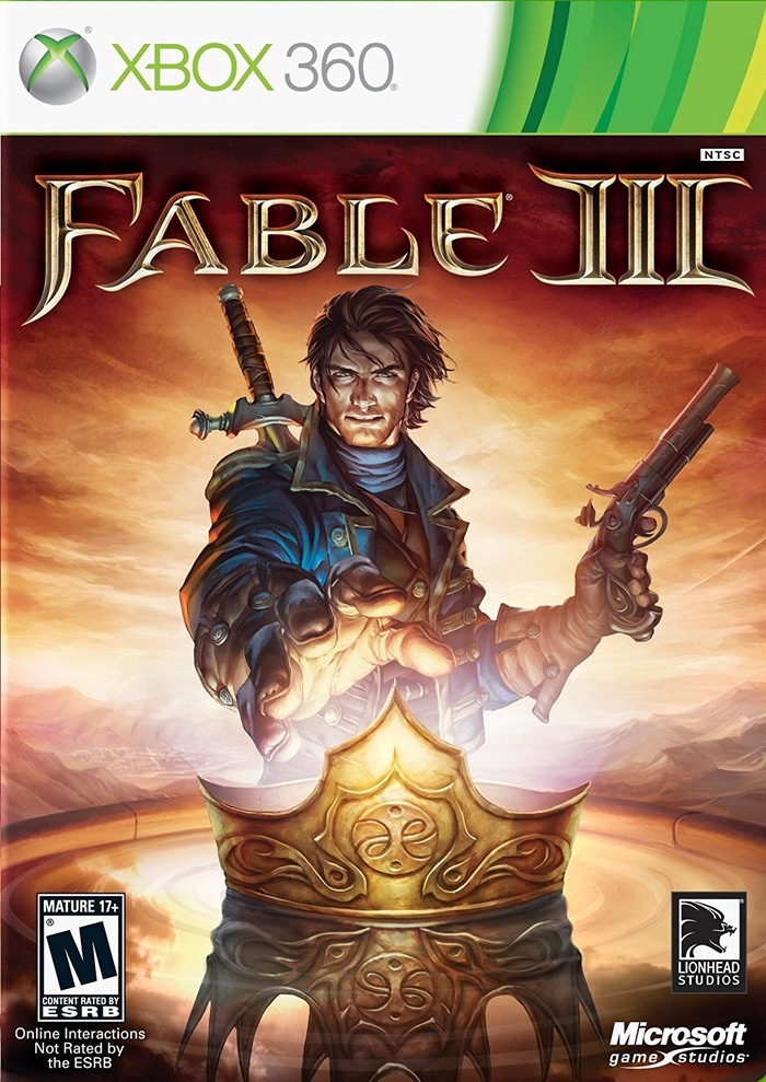Сохранение Fable 3 Игры, Fable 3, Xbox 360, Просьба