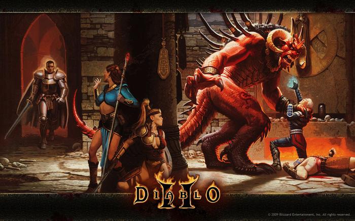 Нужен совет по Diablo II LoD Diablo II, Diablo, Нужен совет, Blizzard
