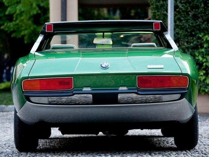 BMW 2800 Spicup Bertone, BMW, Автопром, Концепт, Ретроавтомобиль, Авто, Длиннопост