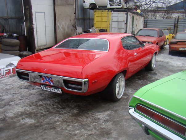 Реставрация Plymouth Roadrunner plymouth, muscle car, musclegarage, реставрация, длиннопост