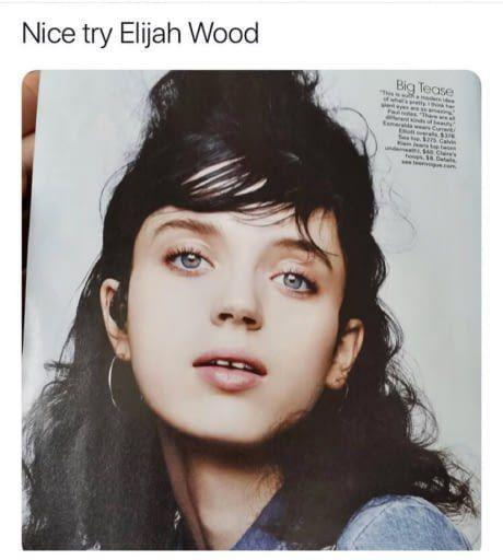 Хорошая попытка Элайджа Вуд
