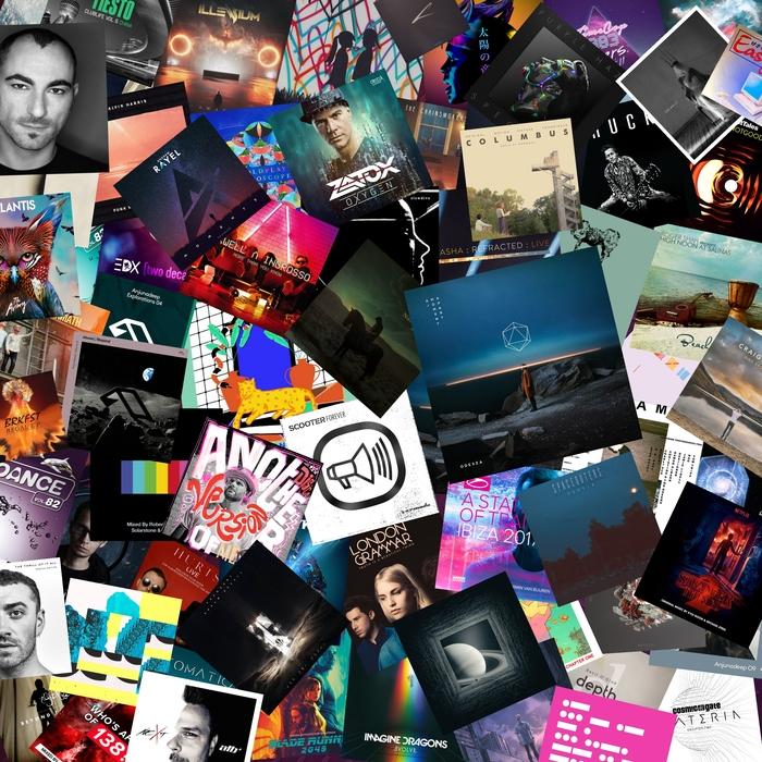 Любителям электронной музыки: EDM (и не только) альбомы и сборники 2017 EDM, Электронная музыка, Итоги Года, 2017, Альбомы года, Музыкальные обложки
