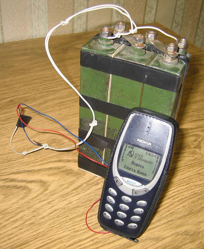 Мощь Nokia 3310, Аккумулятор, Рукожоп, Ретро, Ремонт