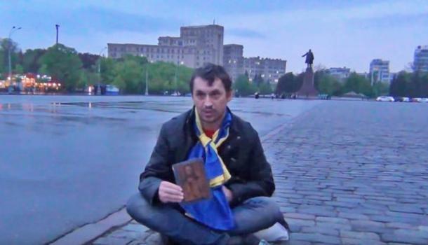 Захватчик заложников в Харькове оказался экстрасенсом и последние три года изгонял с Украины Путина Украина, Харьков, Путин, Заложники, Политика, Свидомые, 404, Видео