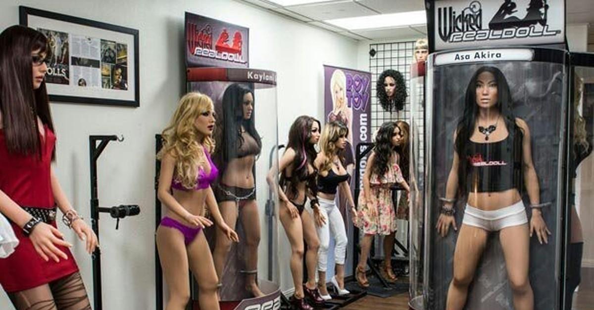 Роботизированные Проститутки