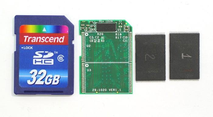 Data Recovery. Две SD-карты Transcend и Kingston. Нетрадиционный подход к восстановлению. Ремонт техники, Geek porn, Восстановление данных, Transcend, Kingston, Флешки, Длиннопост