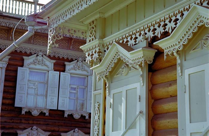 Деревянное кружево Иркутска Иркутск, Деревянное зодчество, Длиннопост