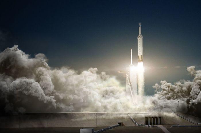 Космоновости. Что будет в 2018 году Космонавтика, Космос, События, Ракета, Млм наука, New Horizons, Spacex, Длиннопост