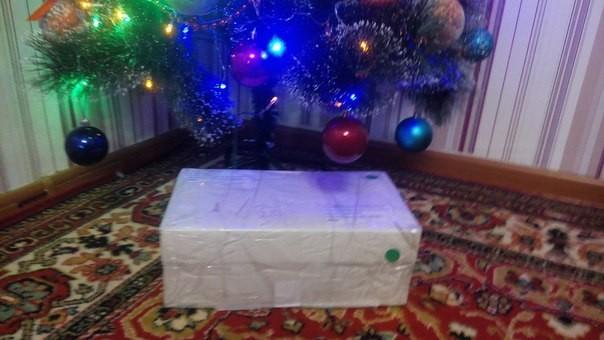 Новогодний подарок от моего Тайного Санты Обмен подарками, Тайный Санта, Длиннопост