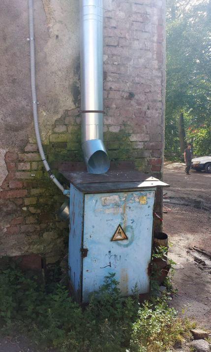 Давным-давно, в одном маленьком-маленьком городе жила-была водосточная труба Водосток, Труба, Длиннопост