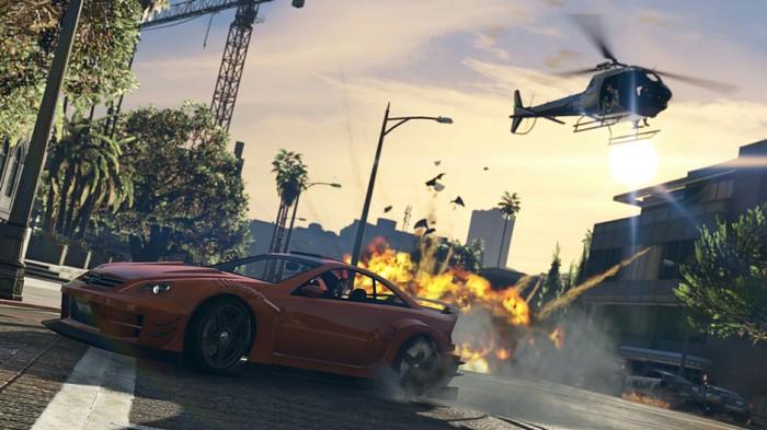 Богачи в GTA Online портят жизнь другим игрокам орбитальными выстрелами GTA 5, Пушка, Читер, Игры, Reddit, Rockstar, Видео, Длиннопост