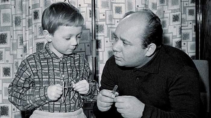 Официальные и не очень, фото советских известных людей с семьей 3 Люди, Редкие фото, Не мое, Длиннопост