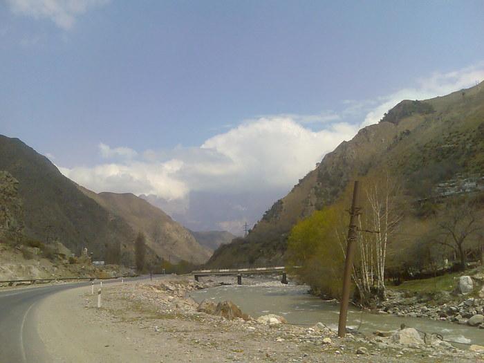 Немного воспоминаний... Северная Осетия, Горы, Длиннопост